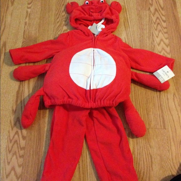 Carters 18 mo crab costume & Carteru0027s Other | Carters 18 Mo Crab Costume | Poshmark