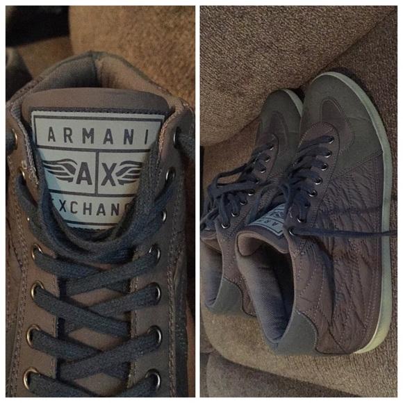 Armani Exchange Shoes | Semi New Armani