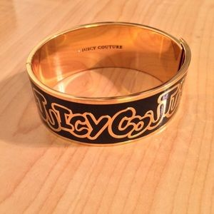 Juicy Couture Jewelry - Juicy Couture Hinged Bangle.