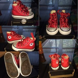 Customized Converse