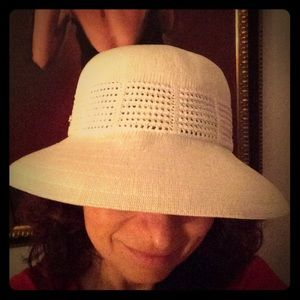 Kangol Accessories - Lace Panel Audrey Hat from Kangol