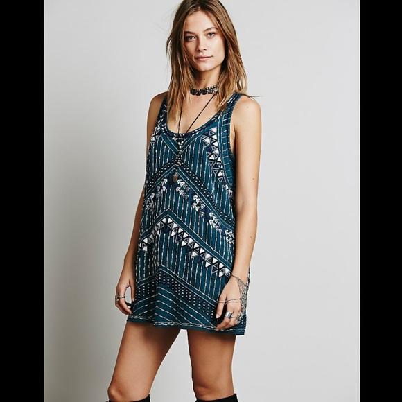 f058b9130dd3 Free People Dresses   Skirts - 🌿1DAY SALE🌿 Free People Tribal Arrows dress