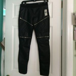 BRAND NEW BLANKNYC BLACK PANTS