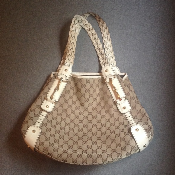 fb062084a5d1 Gucci Bags | Authentic Pelham Canvas Tote Bag Purse | Poshmark