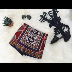 Mara Hoffman Dresses & Skirts - AZTEC High Waisted shorts 6 different patterns!!!