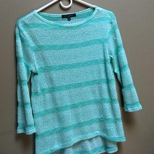 Sweaters - Light Green Sweater