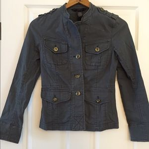 Marc by Marc Jacobs military style jacket blazer