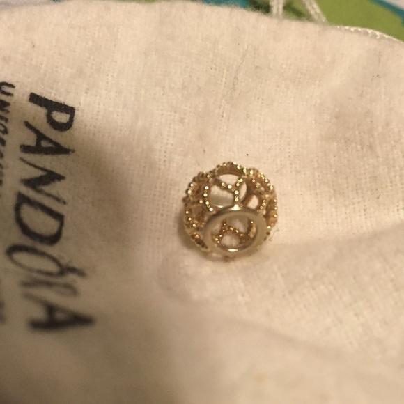 ... 14K Gold Pandora Wanderlust Charm ⌛ ⌛️ON HOLD⌛ ... 8d345015ba9
