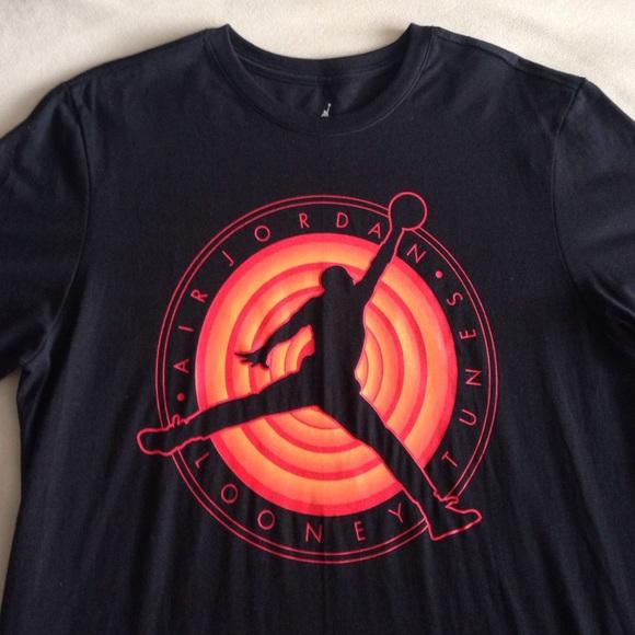 c73d2f2dbad058 Nike Jordan Jumpman WB Target Men s T-Shirt Size L