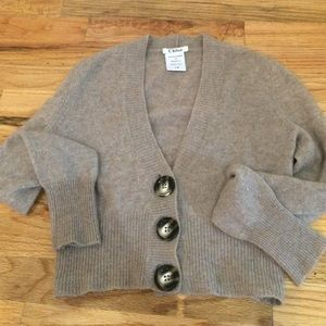 Chloé cashmere sweater never wor perfect condition
