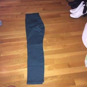 Green Urban Outfitters pants