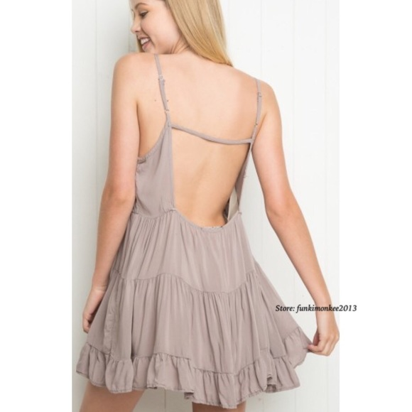 8182f4ab5e7 Brandy Melville lavender jada dress