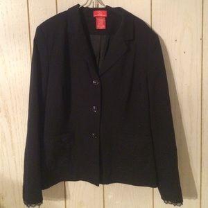 Oscar de la Renta Jackets & Blazers - Oscar de la Renta Black blazer