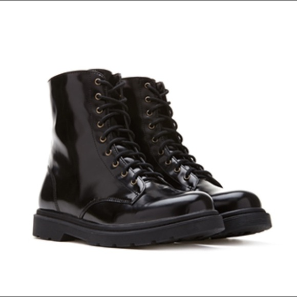 040cf66029d58 Forever 21 Shoes | Doc Marten Look Alike Boots | Poshmark