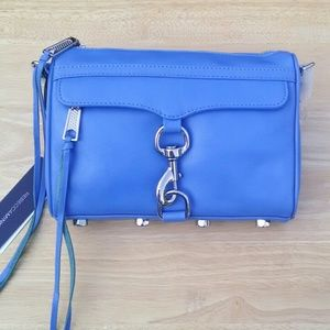 Rebecca Minkoff Mini Mac Crossbody handbag NWT