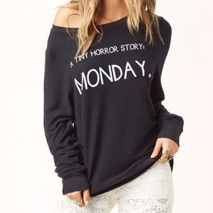 Wildfox Baggy Beach Jumper