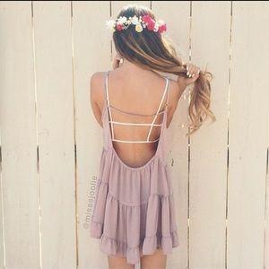 Brandy Melville Dresses Blush Jada Poshmark