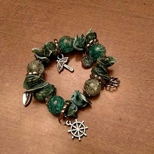 Jewelry - Bracelet with charms