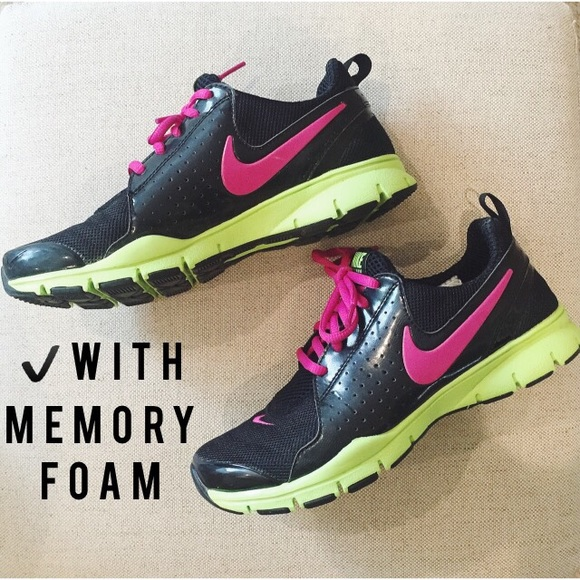 nike tennis shoes with memory foam