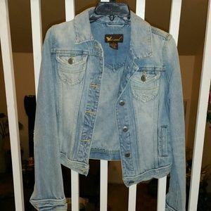 Jackets & Blazers - Jean Jacket