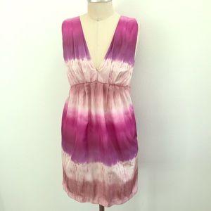Adam Dresses & Skirts - ADAM by Adam Lippes dip-dyed mini dress