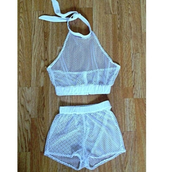 6a2405f2ba9 Accessories | Two Piece Beach Cover Up | Poshmark