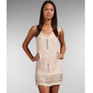 Foley + Corinna Beaded Dress