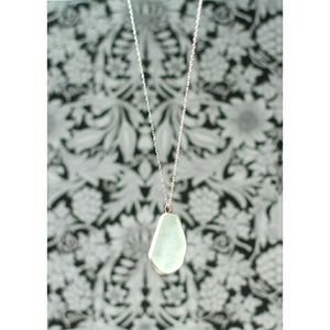Handmade Seaglass Pendant Necklace