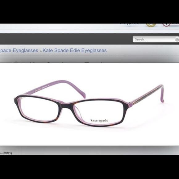 a39ecb7df83 kate spade Accessories - Kate Spade Edie glasses - frames