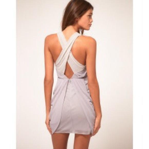 5ab2ed2849 ASOS Dresses   Skirts - ASOS Petite Tulip Wrap Skirt Mini