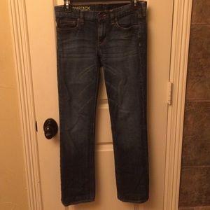 J. Crew Darkwash Bootcut Jeans