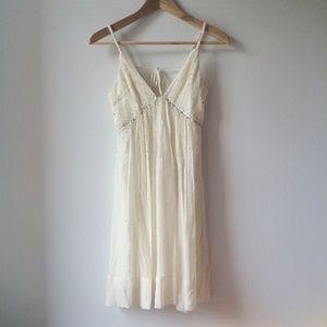 🎉HP🎉 BCBGMaxAzria Winter Formal Babydoll Dress