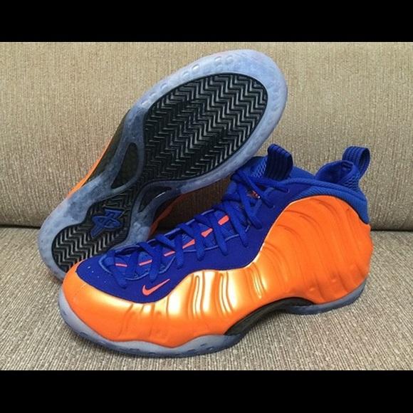 Nike Shoes   Foamposites Knicks   Poshmark