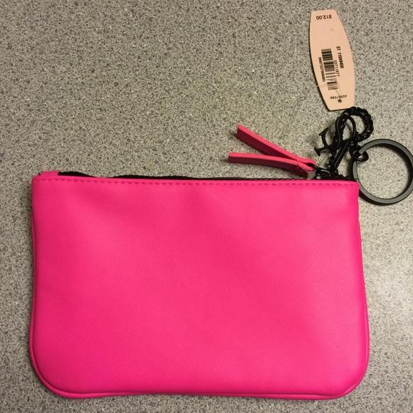 f020840613ba98 Victoria Secret Hot Pink Makeup Bag | Stanford Center for ...