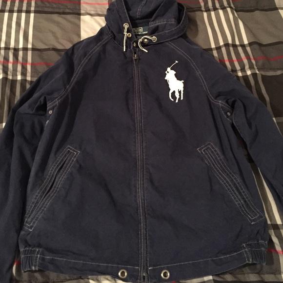 Polo Summer Lauren Jacket Raulph Rain Wear RL35A4jq