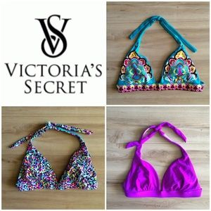 Victoria's Secret Other - Three Victoria's Secret swimsuit tops
