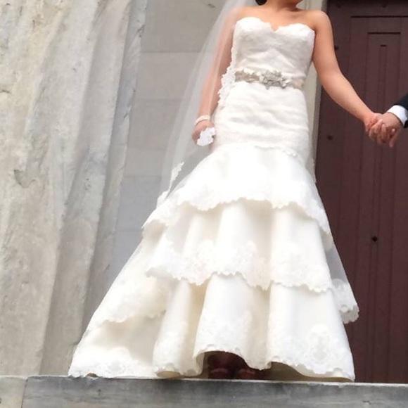 Tara Keely Wedding Gowns: 57% Off Tara Keely Dresses & Skirts