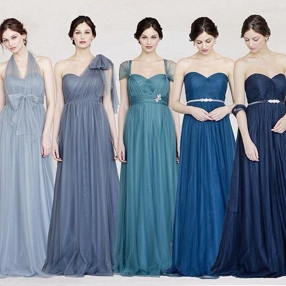 c2dbdc90d36 Jenny Yoo Convertible Tulle Annabelle Dress