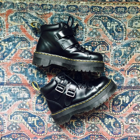 Martens Boot In Dr Shoes Noir Dr Poshmark Bryony Black dTwpTqB
