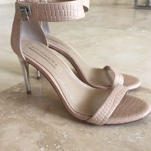 BCBGMaxAzria Shoes - ankle strap heels