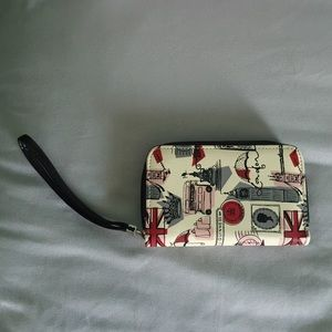iPhone 4 Case/wristlet