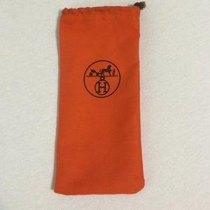Hermes dust bag accessory