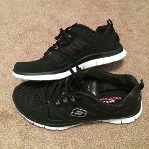 Skechers Espuma De Memoria Zapatos zj1zRu0vqb