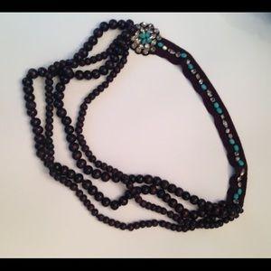 Stella & Dot Jewelry - Stella & Dot łBrown Necklace