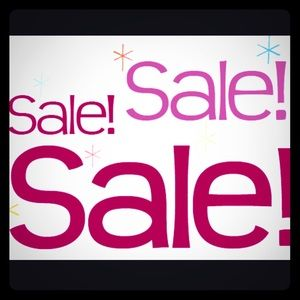 🎉Everything on sale send me an OFFER 🎉