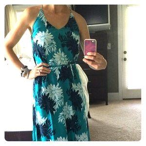 LOFT maxi dress 00P