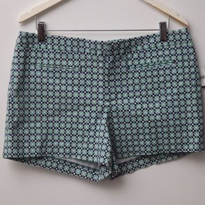 Women's printed shorts by the Gap