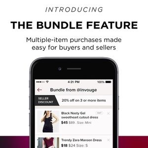 App Update: The Bundle Feature
