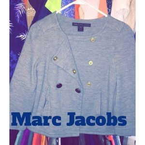 Marc Jacobs blazer sweater