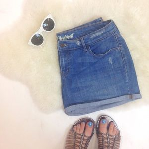 Old Navy Pants - Boyfriend Style Denim Shorts